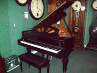 used wagner grand piano